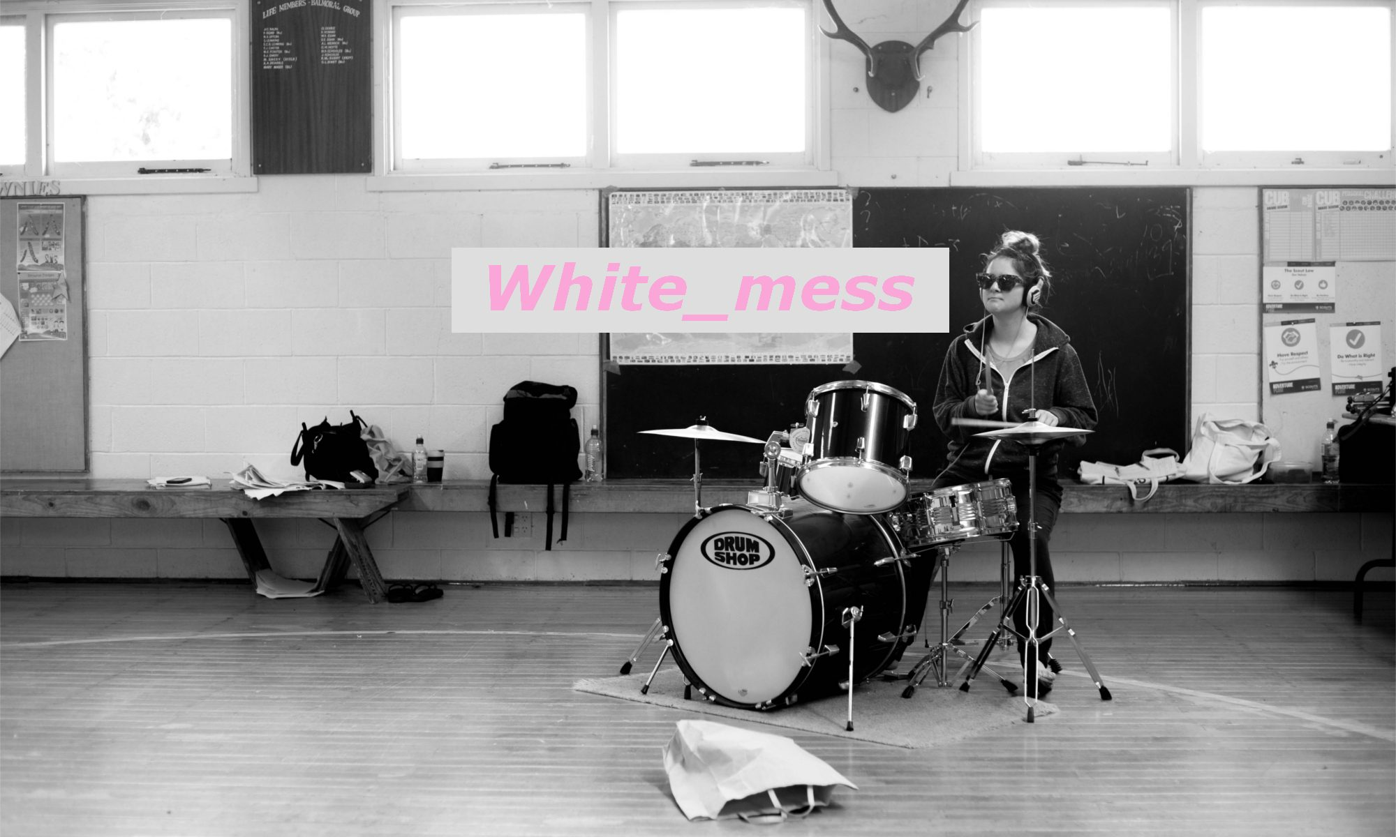 WELCOME TO WHITE_MESS